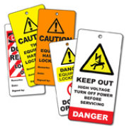 safety tags; lock out tags